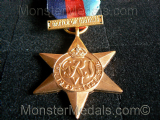 FULL SIZE WW2 1939-45 STAR WITH BATTLE OF BRITAIN CLASP REPLACEMENT COPY